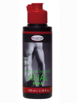 Anal Relax Lubricant (water based) 100ml Αναλγητικό λιπαντικό.