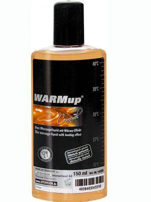 Warm caramel oil. Λάδι θερμαντικό καραμέλα 150 ml.