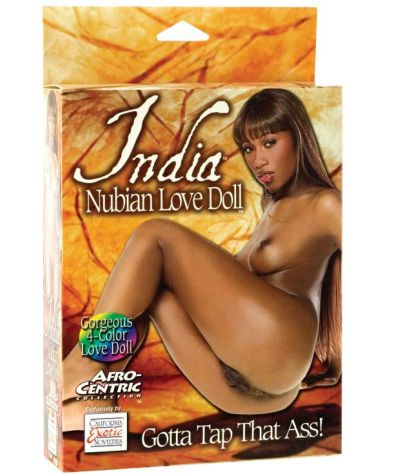 INDIAN NUBIAN LOVE DOLL