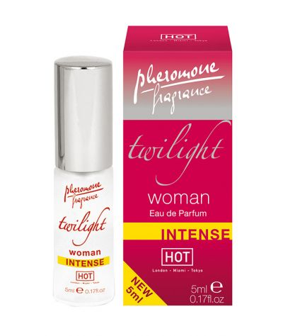HOT WOMAN Pheromon Parfum 'twilight intense' 5ml
