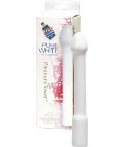 PURE WHITE PLEASURE TOWER 21 3D