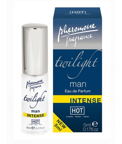 HOT MAN Pheromon Parfum  twilight intense  5ml