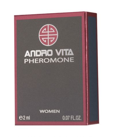 Pheromon Antro Vita women parfum 2 ml. Γυναικείο άρωμα.