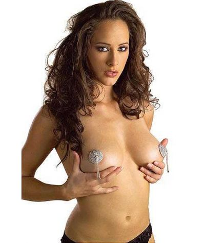 SILVER PLATED NIPPLE SHIELDS