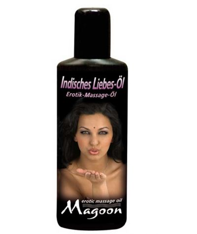 MAGOON erotic massage oil 100 ml. Λάδι μασάζ 100 ml.