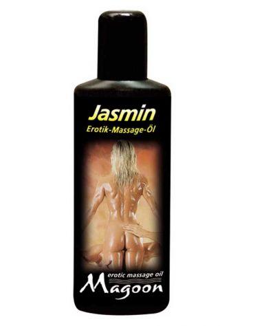 Jasmin γιασεμί αισθησιακό λάδι μασάζ 100 ml.