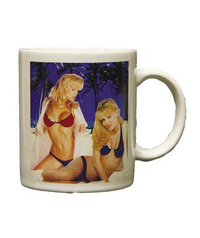 Striptease cup woman. Φλυτζάνι στριπτίζ.