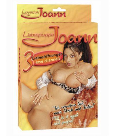 Puppe Joann. Φουσκωτή κούκλα.