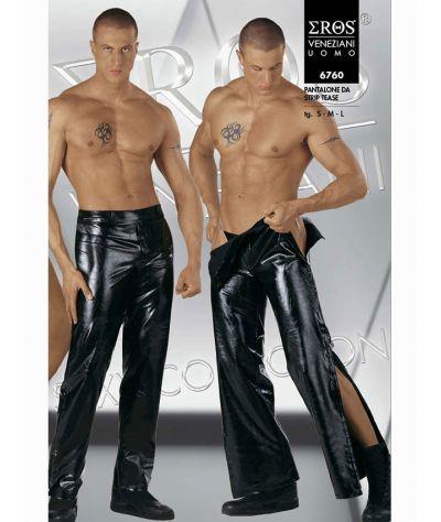 Παντελόνι striptease. Μαύρο