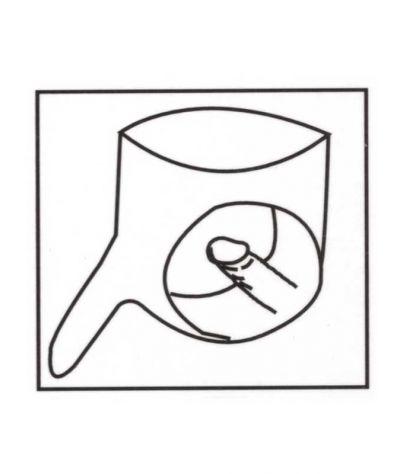 Latex slip anal penis. Λάτεξ σλιπ με πρωκτικό και προφυλακτικό. Μαύρο