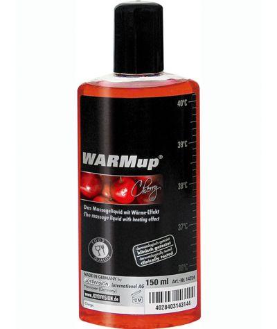 Warm up cherry 150 ml. Θερμαντικό λάδι κεράσι 150 ml..