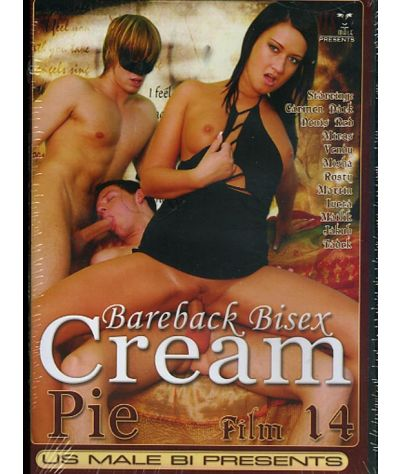 BAREBACK BISEX CREAM PIE 14