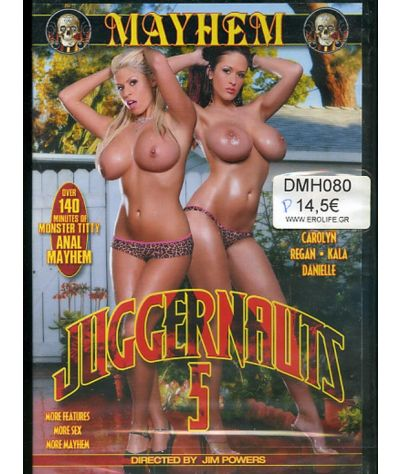 Juggernauts 5