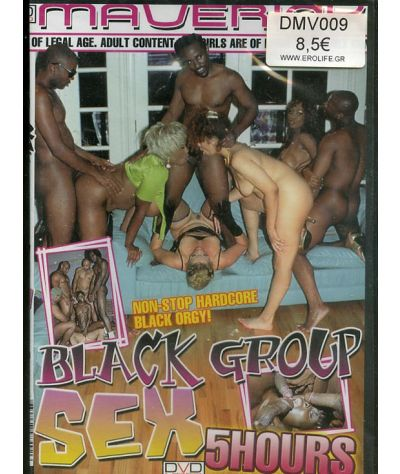 Black group sex