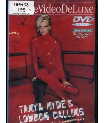 Tanya Hyde London calling