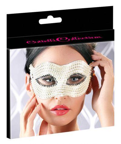 Mask. Μάσκα με πέρλες.