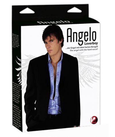 Φουσκωτός κούκλος Angelo.