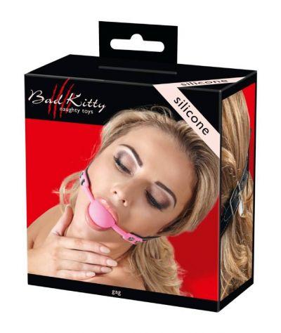 Mouth gag pink