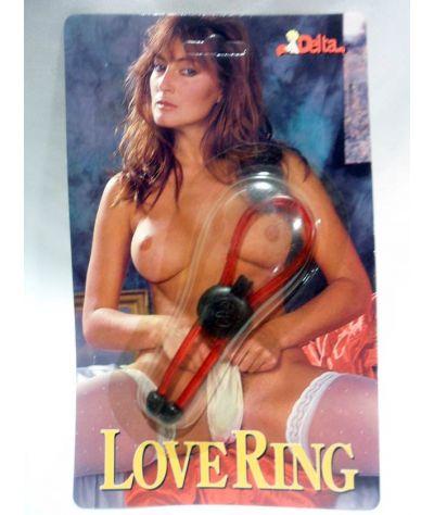 Love ring. Δακτυλίδι καθυστέρησης.