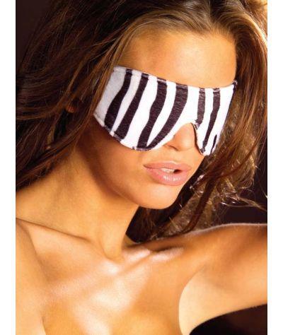 Αnimal print μάσκα τυφλή.