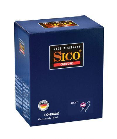 SICO extra large condom 60mm πλάτος