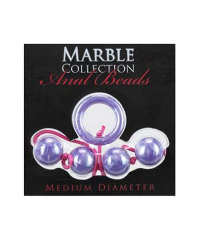 Anal beads med 2 cm. Χάντρες διαμέτρου 2 εκ.