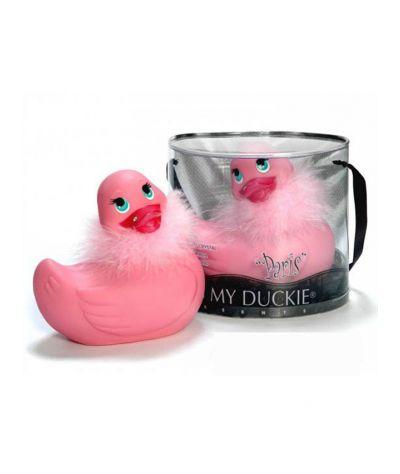 Rub my Duckie Paris pink. Παπάκι δονητής.