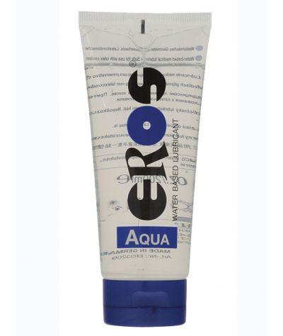 EROS Aqua 200ml.Υδατικό λιπαντικό .