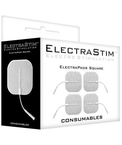 ElectraStim   Pads 4 x4,8mm. Επιθέματα ηλεκτροδιέγερσης.