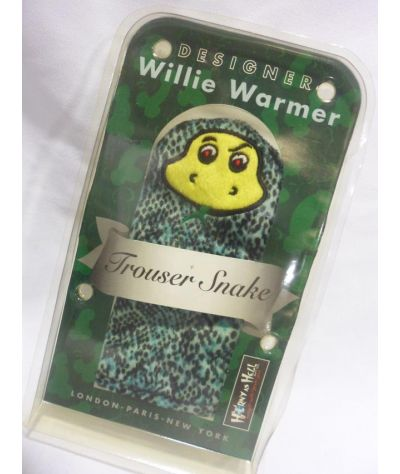 WILLIE WARMER TROUSER SNAKE